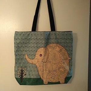 NEW - Tote bag - Elephant